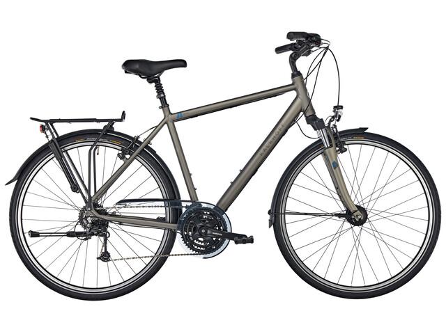 """Kalkhoff Agattu 24 - Vélo de ville - 28"""" gris"""